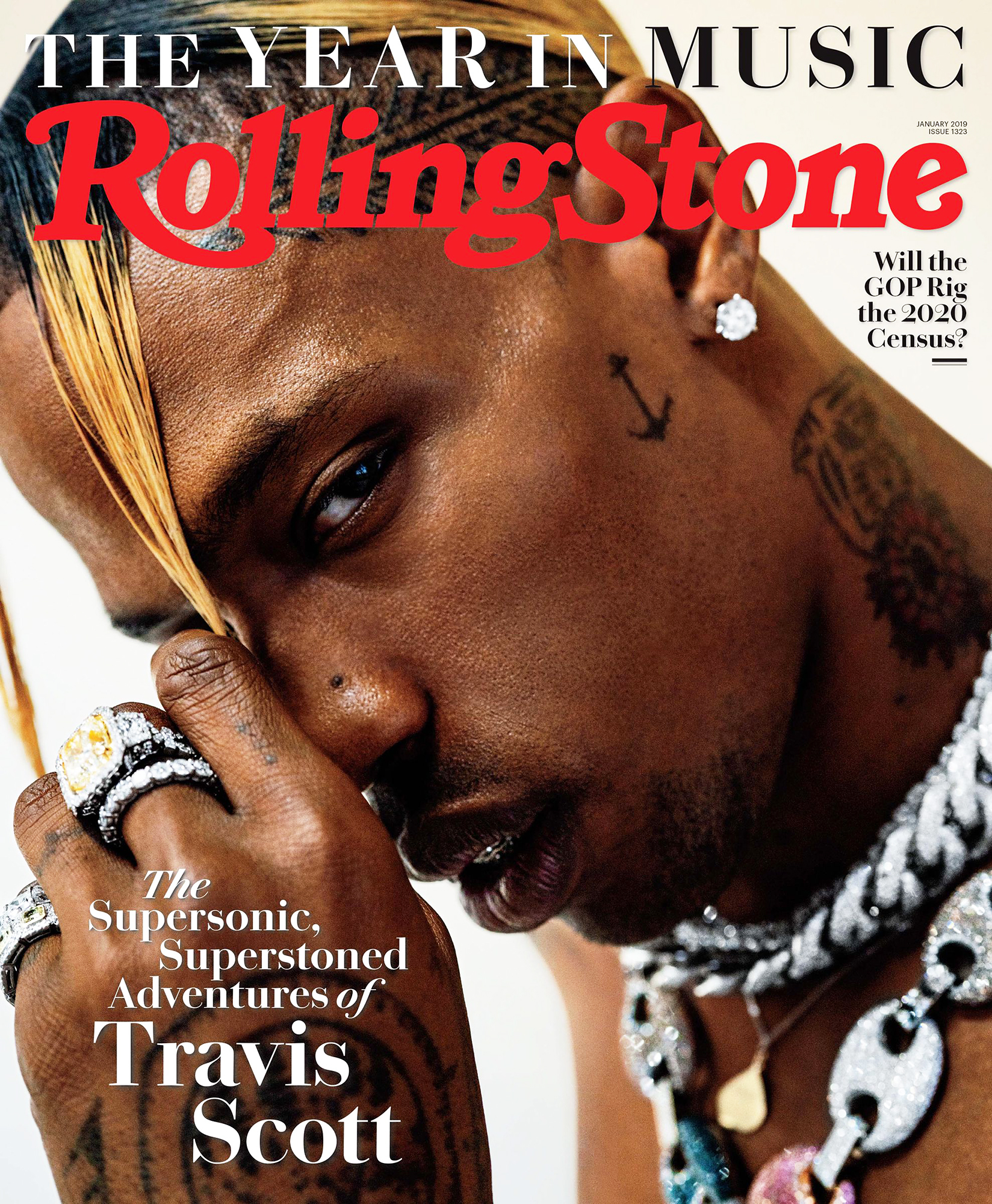 Travis Scott Kylie Jenner Married Soon Rolling Stone Interview Cover