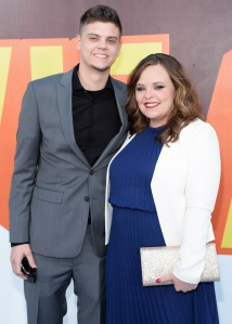 'Teen Mom OG' Star Tyler Baltierra and Pregnant Wife Catelynn Lowell Profess Their Love to Each Other