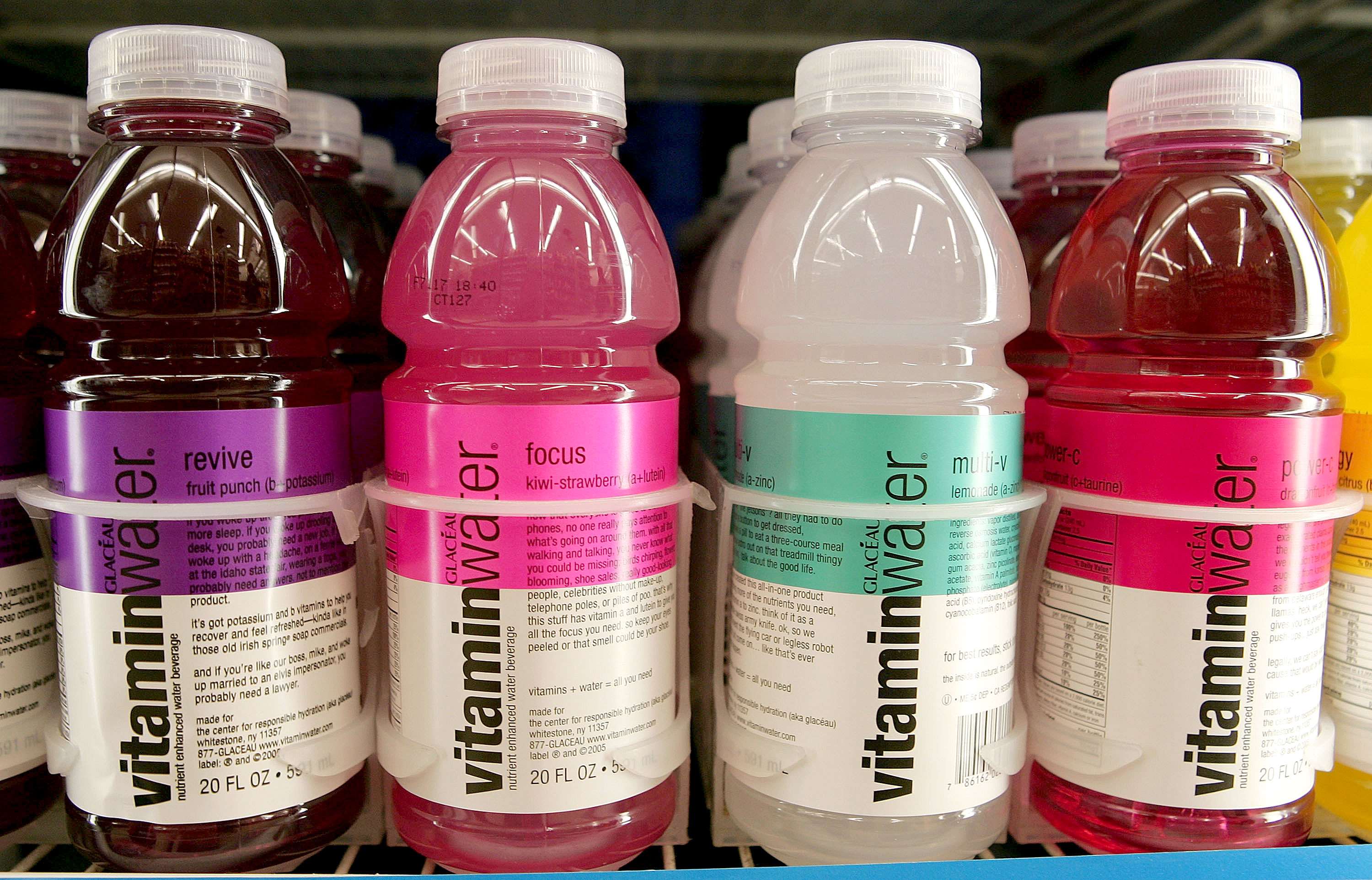 Vitaminwater Will Pay You $100K to Put Down Your Phone for a
