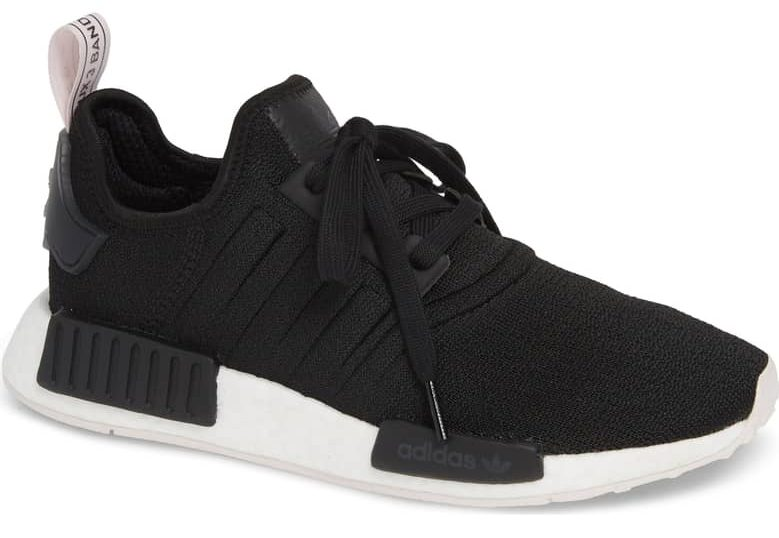 adidas black and white sneaker