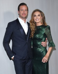 Armie Hammer and Elizabeth Chambers' Holiday Plans