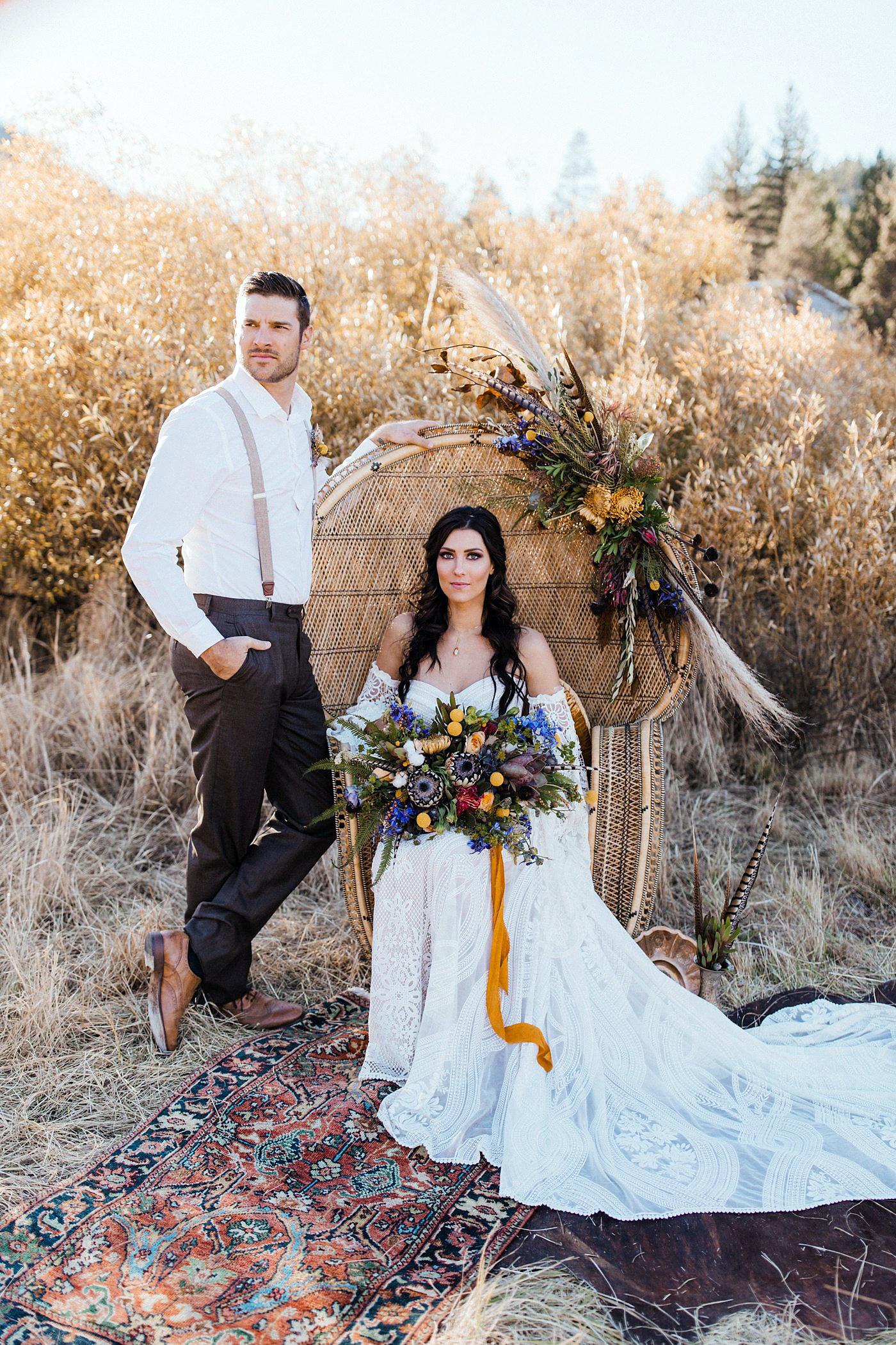Becca Kufrin Garrett Yrigoyen Pre-Wedding Shoot - The pair looked ready to wed in dapper attire.
