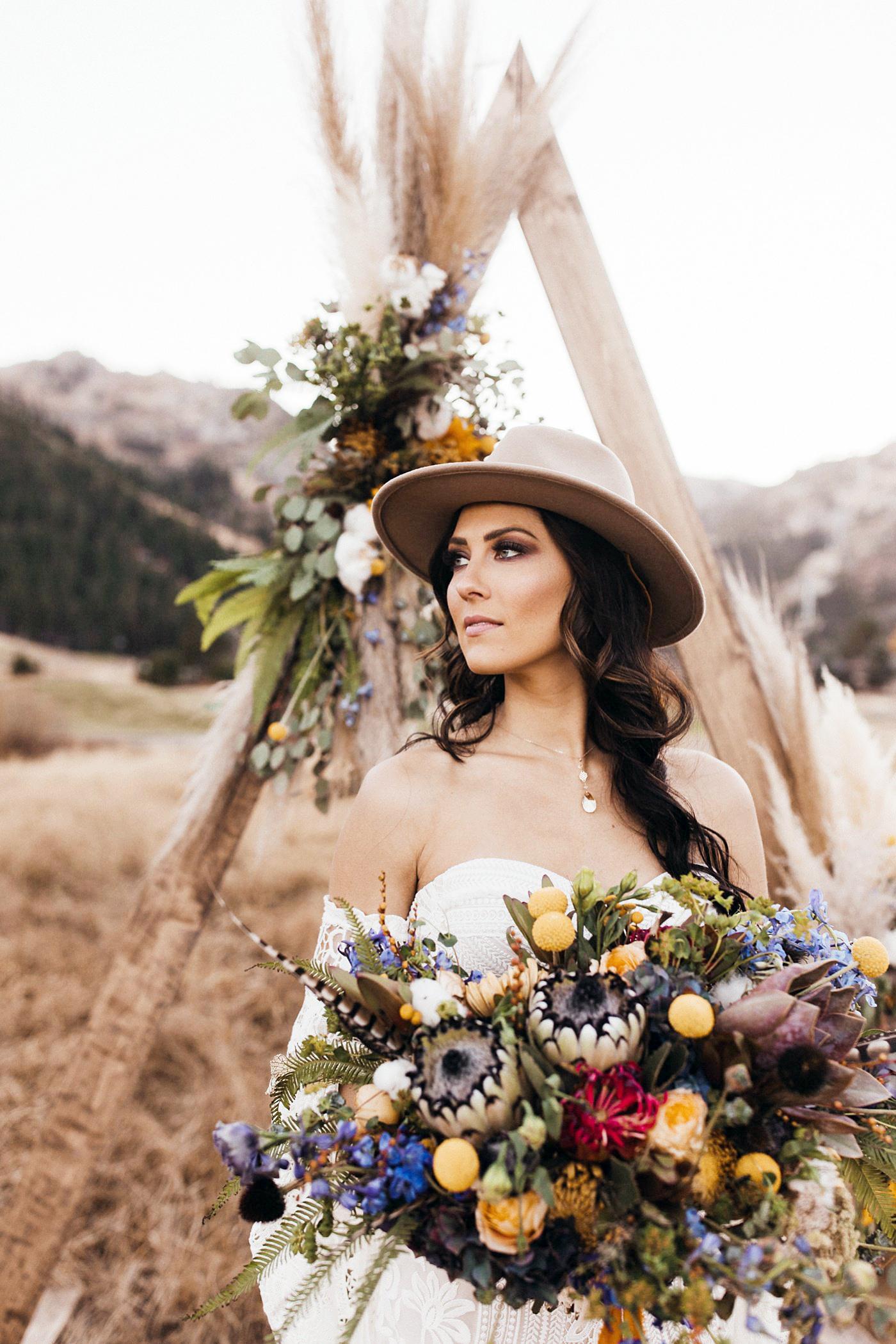 Becca Kufrin Garrett Yrigoyen Pre-Wedding Shoot - Kufrin was a vision in the glamorous shoot, thanks to Dori Ann Designs ' hair and makeup work.