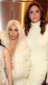 Kim Kardashian West, and Caitlyn Jenner