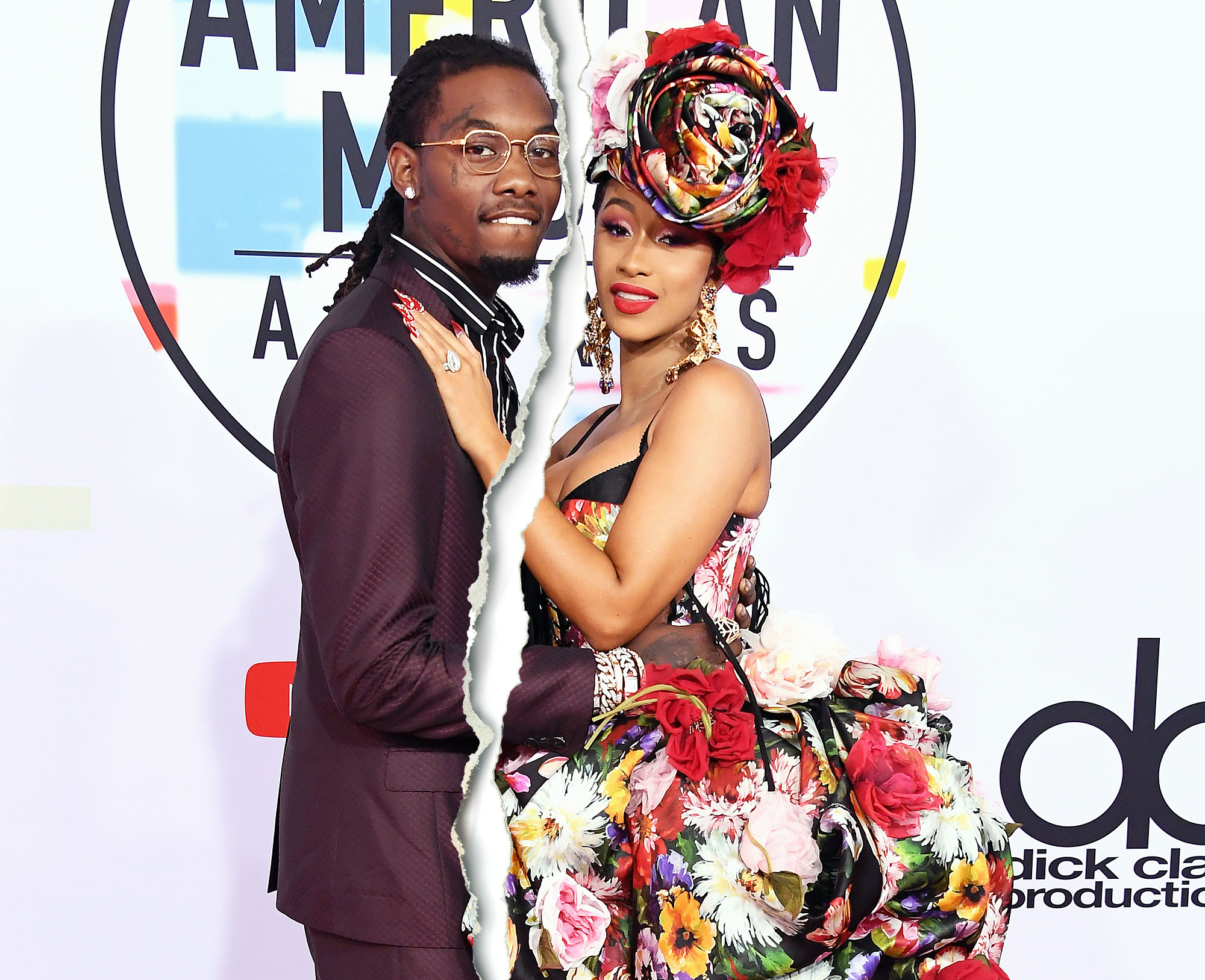 Cardi B Says She And Husband Offset Have Split We Grew Out Of Love