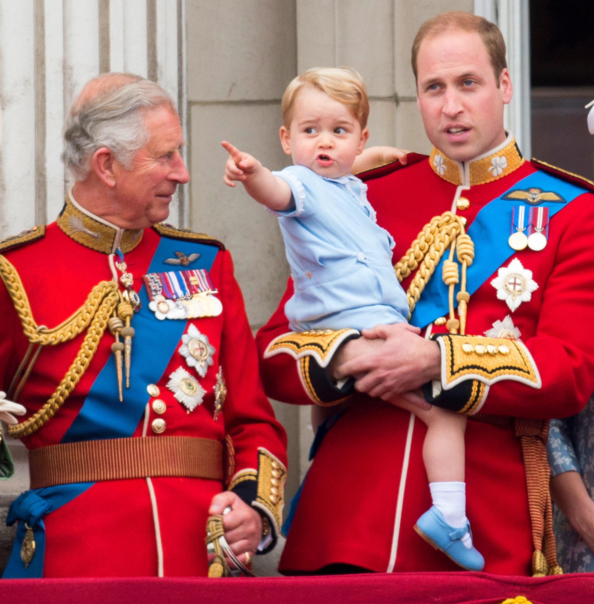 "Royal Family Nicknames - Queen Elizabeth lovingly referred to her grandfather George V as ""Grandpa England,"" so Prince Charles' grandchildren call him ""Grandpa Wales."""