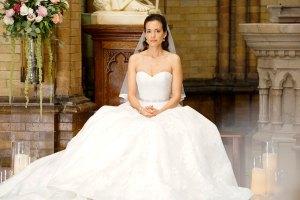 Us Weekly - 'Chicago Med' Sneak Peek: Will Sees Natalie in Her Dress Before the Wedding