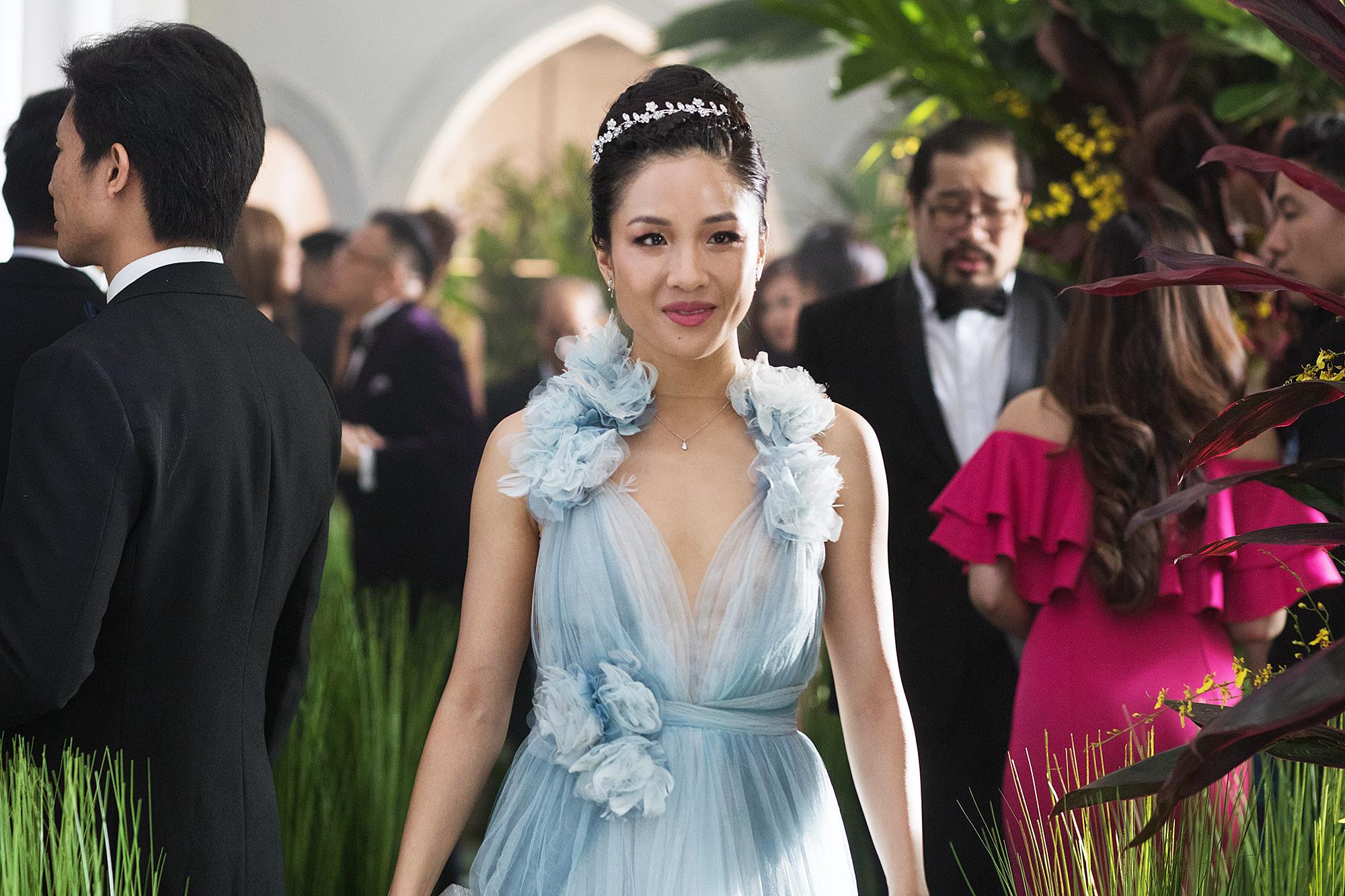 Constance Wu Crazy Rich Asians Golden Globe Nominations - Constance Wu in 'Crazy Rich Asians.