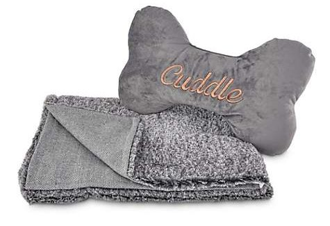 cuddle blanket for pets petco