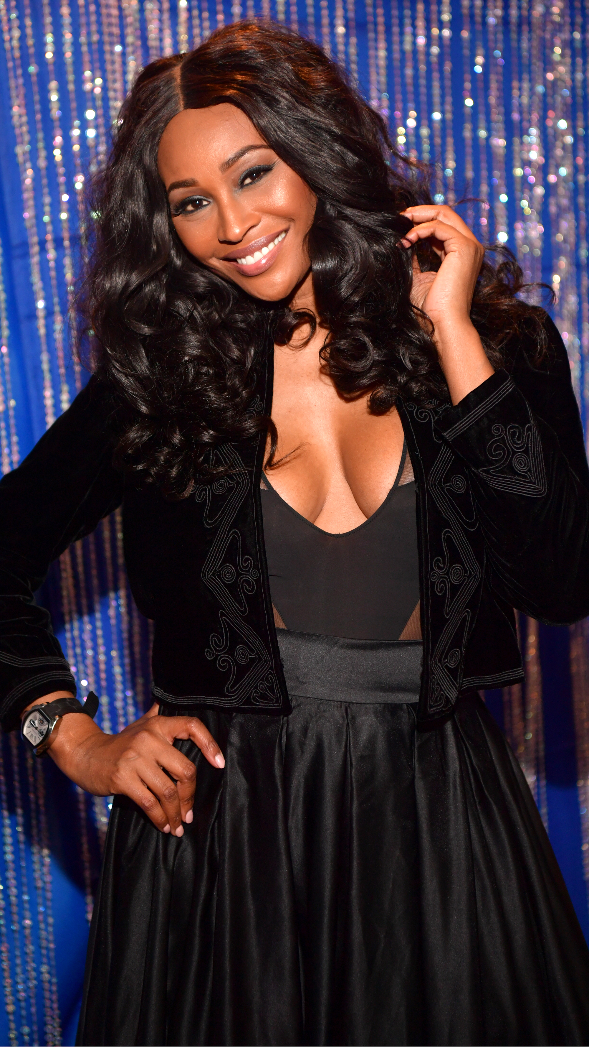 """Celebs Reveal Their Favorite Moments of 2018 - """"I had some good moments,"""" reflects the Real Housewives of Atlanta star. """"I would say as a lover of love, probably meeting my love Mike Hill """" was the best of the year."""