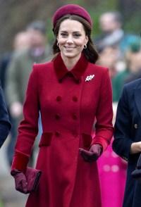 7e8ea239ed2f Kate Middleton's Christmas Day Style Through the Years: Pics