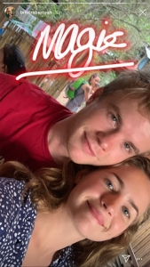 Dylan O'Brien and Britt Robertson Split