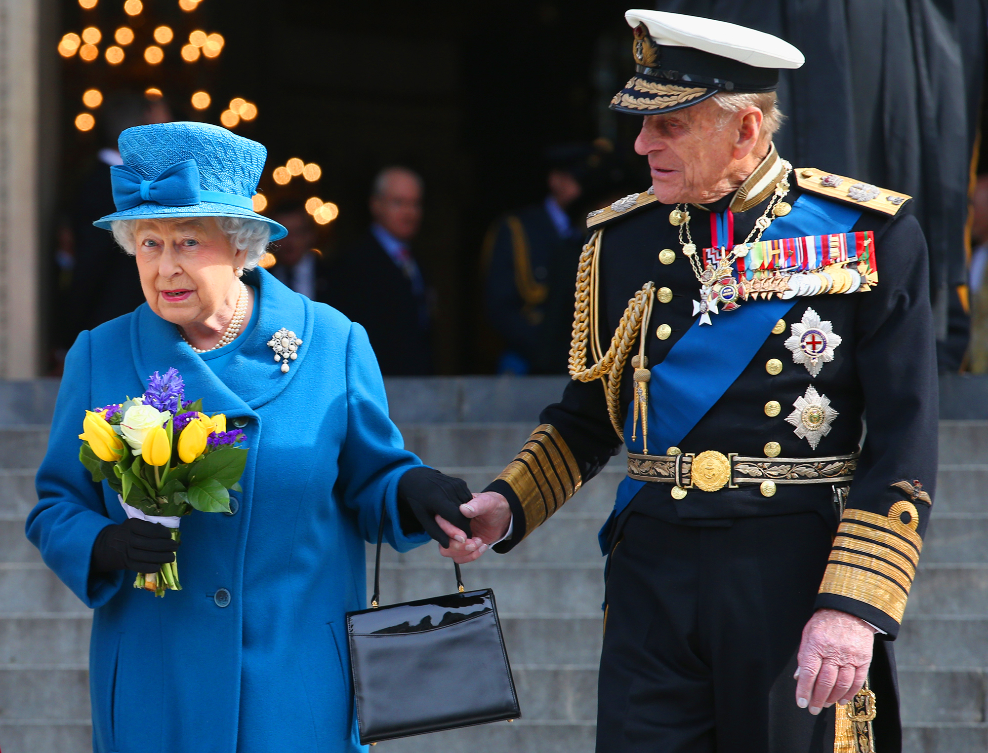 """Royal Family Nicknames - Prince Philip lovingly calls his wife, Queen Elizabeth, """"Cabbage"""" for unknown reasons. Royal biographer Robert Lacey confirmed the nickname to The Sunday Times in 2006: """"Yes, I've heard that is how he will sometimes refer to her."""""""