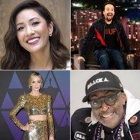 Golden Globes Reactions Gallery