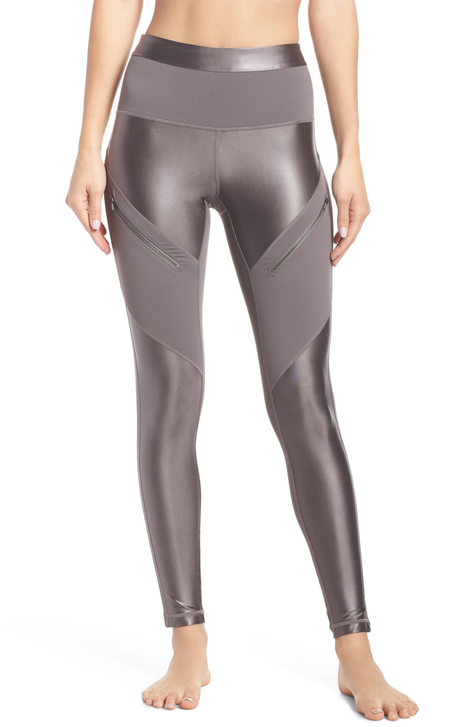 grey zella leggings