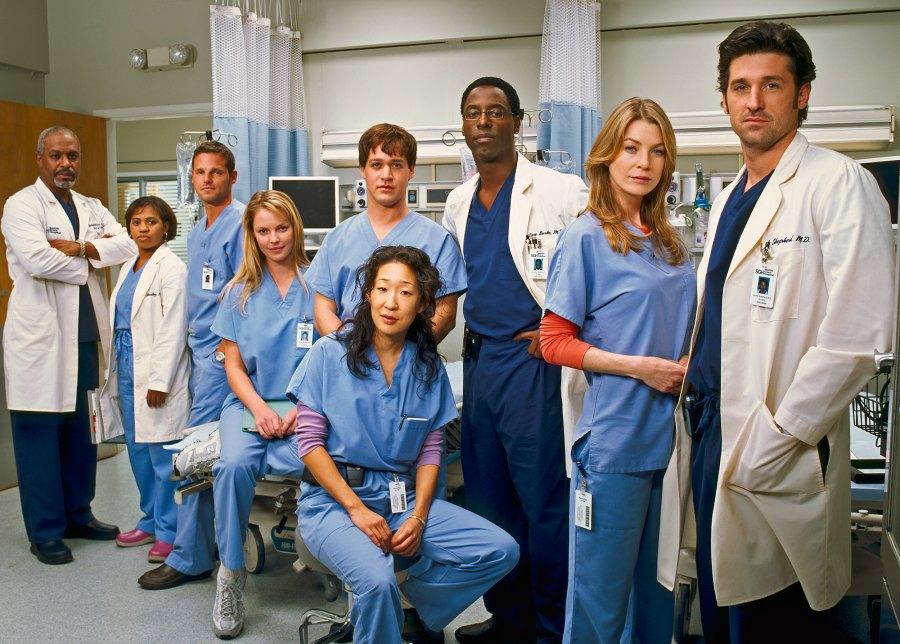 A Timeline 'Grey's Anatomy' Behind-the-Scenes Drama