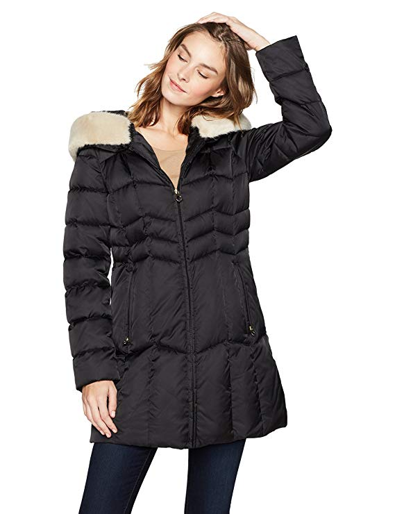 haven outerwear puffer coat