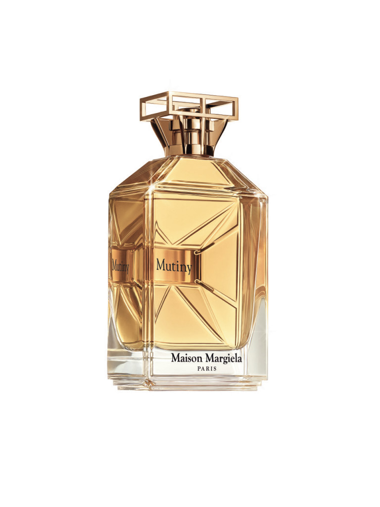 holiday gift guide fragrance- MaisonMargiela - Willow Smith is the fearless face of the gender-defying mix of tuberose, leather and saffron that is the first perfume dreamed up by Margiela creative director John Galliano. $115 for 1.7 oz, barneys.com