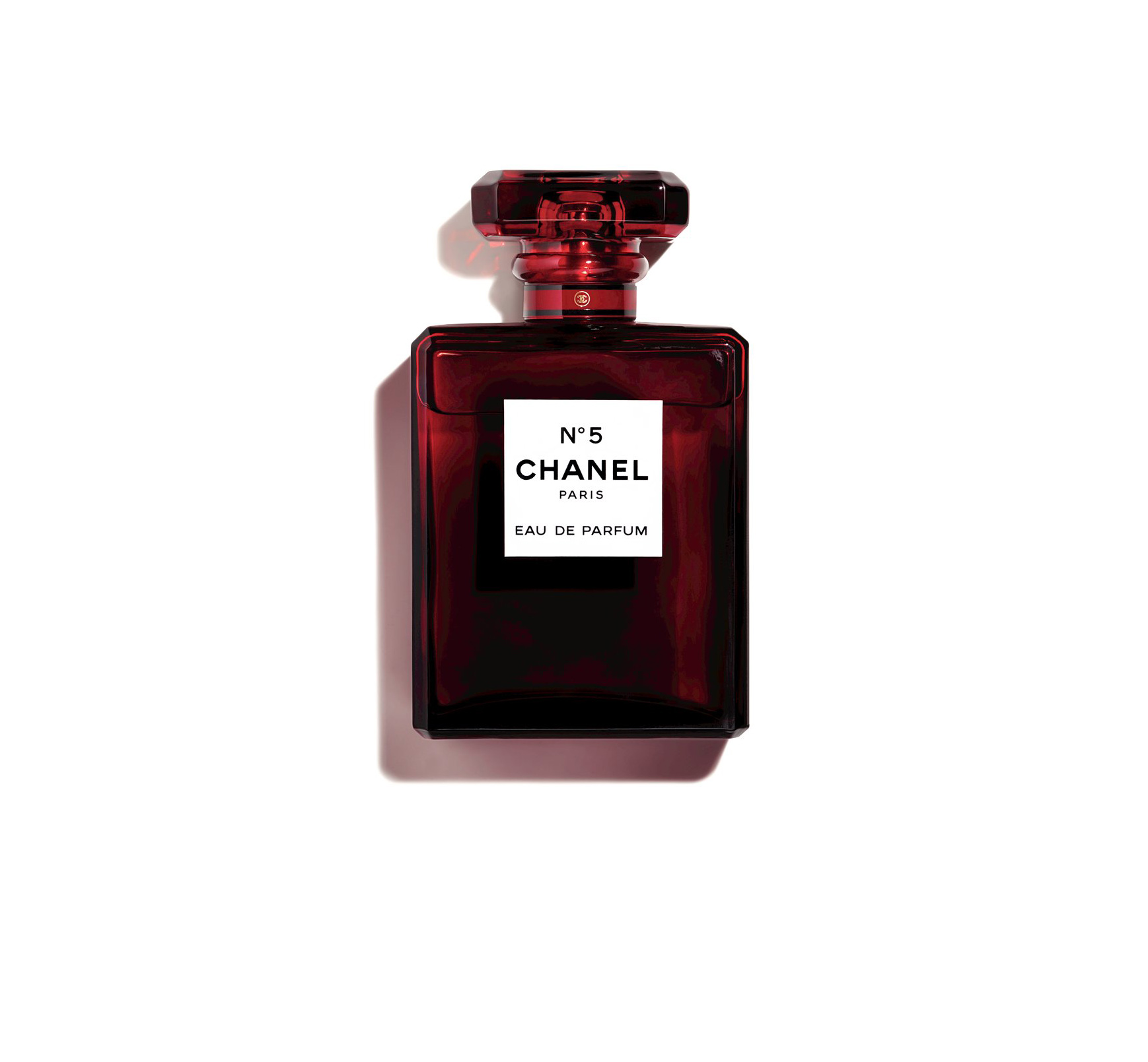 holiday gift guide fragrance- chanel - 'Tis the season to revisit the iconic warm floral mix of jasmine, citrus, aldehyde and bourbon vanilla that is now all dressed up in a limited-edition crimson flacon. $160 for 3.4 oz, chanel.com