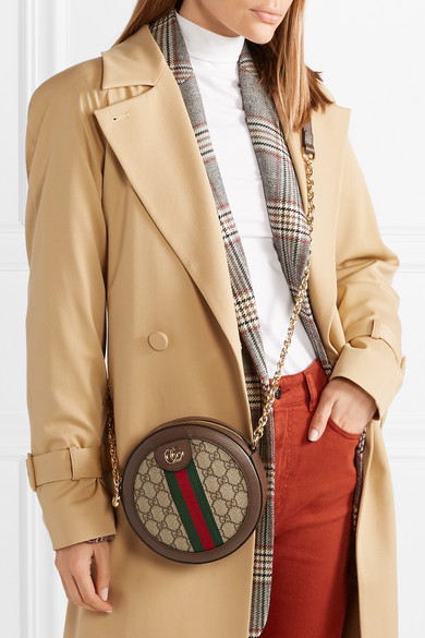 instagram obsessed gift guide-gucci bag - A Gucci shoulder bag is sure to be on every Insta-blogger's holiday list.