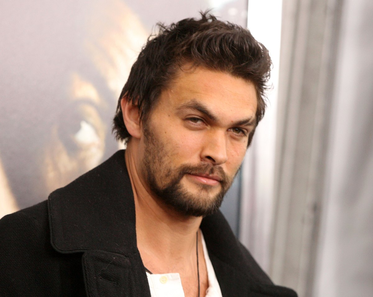Jason Momoa S Hair Evolution From Short To Long Pics