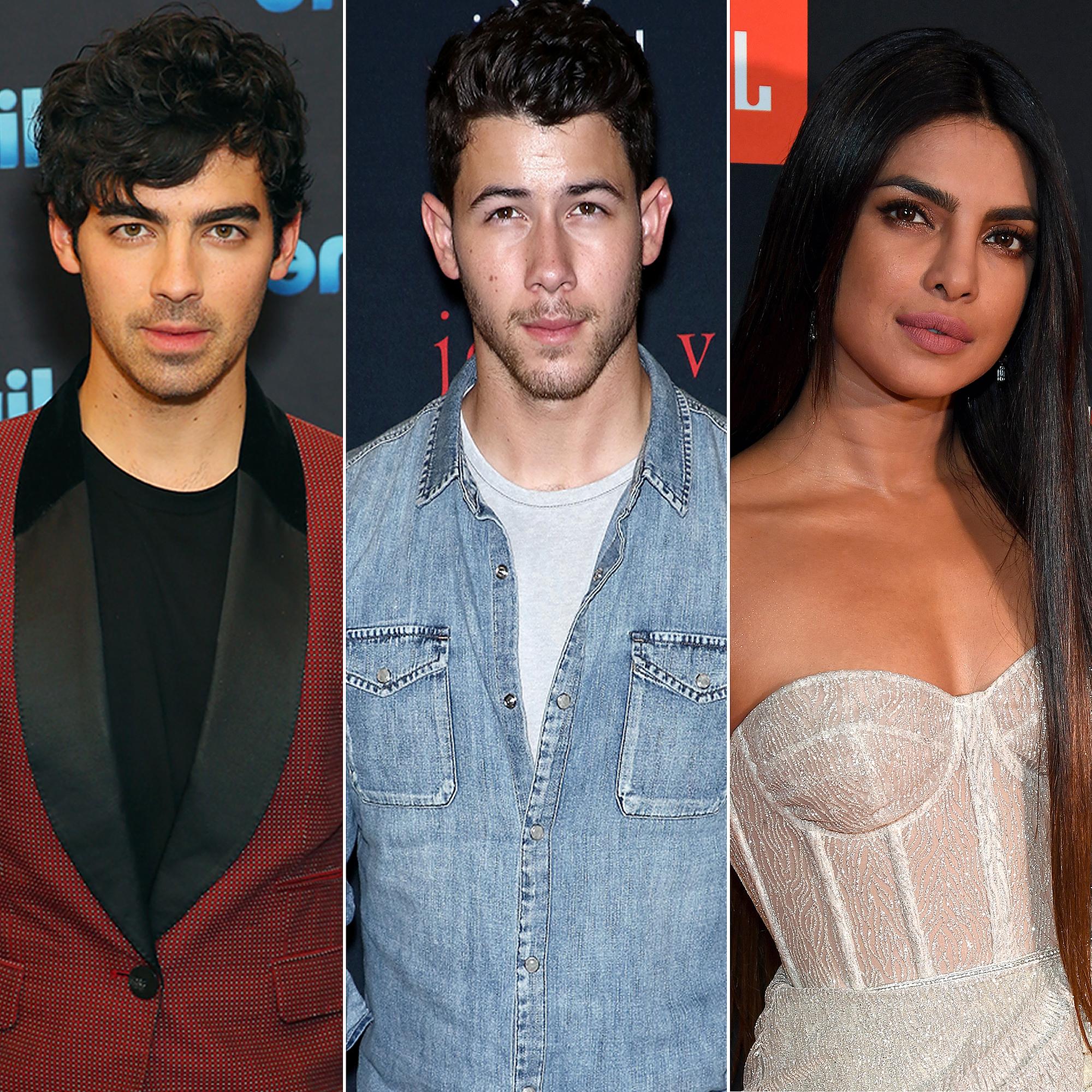 Joe Jonas: I Knew 'Right Away' Nick, Priyanka 'Were A
