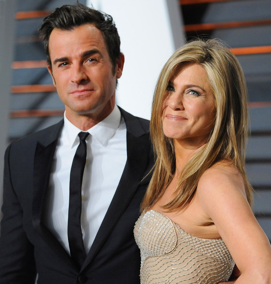 Biggest Celebrity Splits of 2018: Jennifer Aniston and Justin Theroux and More
