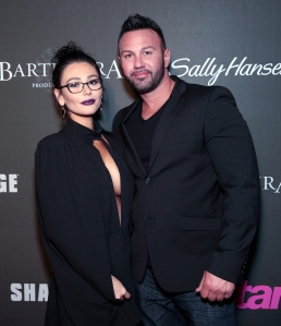 Roger Mathews Shares Photo With Son After Wife JWoww's Restraining Order