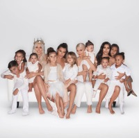 Kardashians' Christmas Cards Over the Years