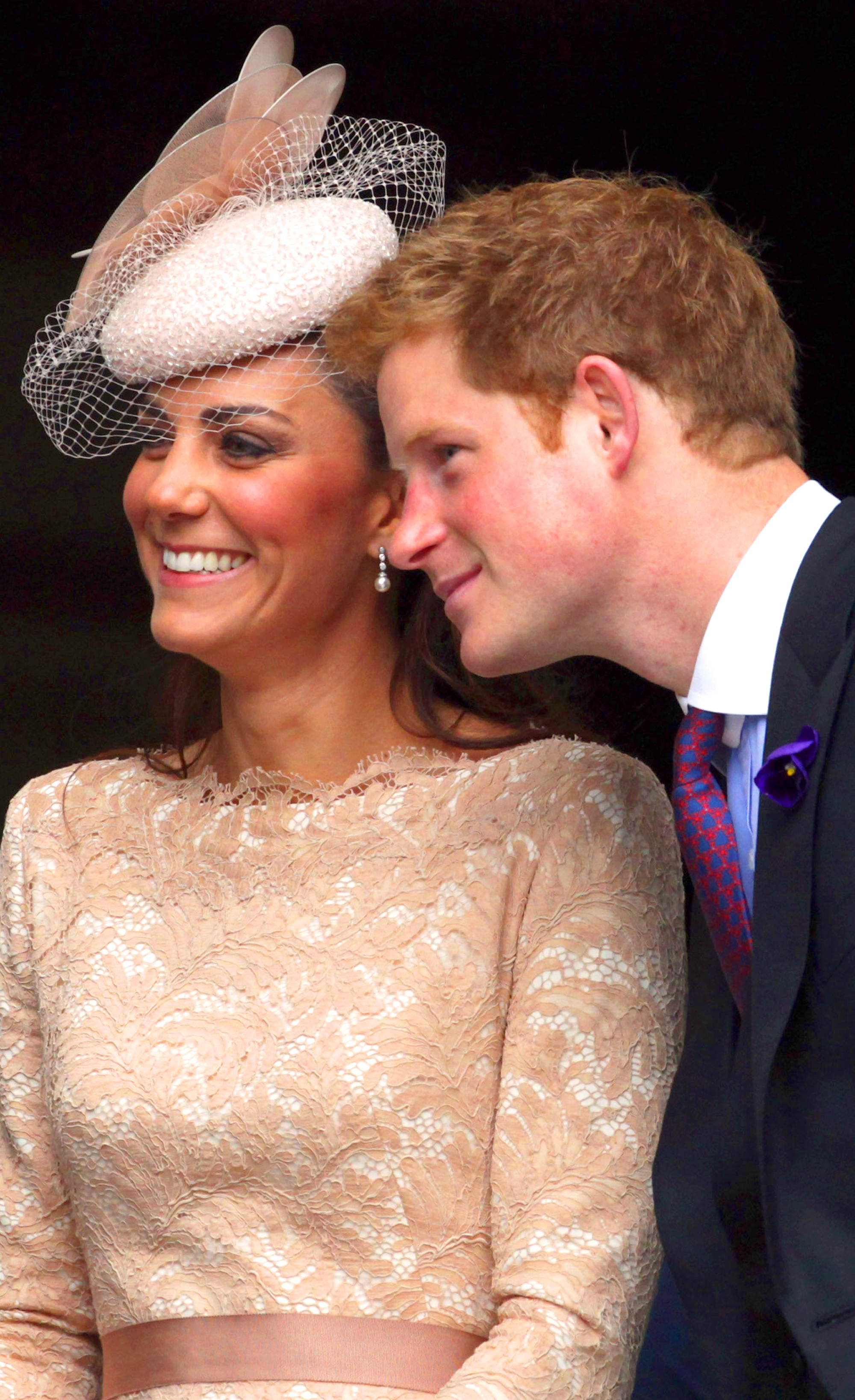 """Royal Family Nicknames - Duchess Kate's official name may be Catherine, Duchess of Cambridge, but her brother-in-law Prince Harry goes with something much more casual — """"Cath,"""" a shortened version of her first name. BBC Radio 1 host Scott Mills asked the Duchess about the nickname during a 2017 interview, but she was a little confused."""
