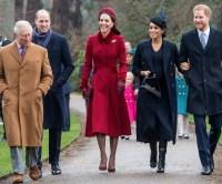 Kate Middleton Christmas Fashion