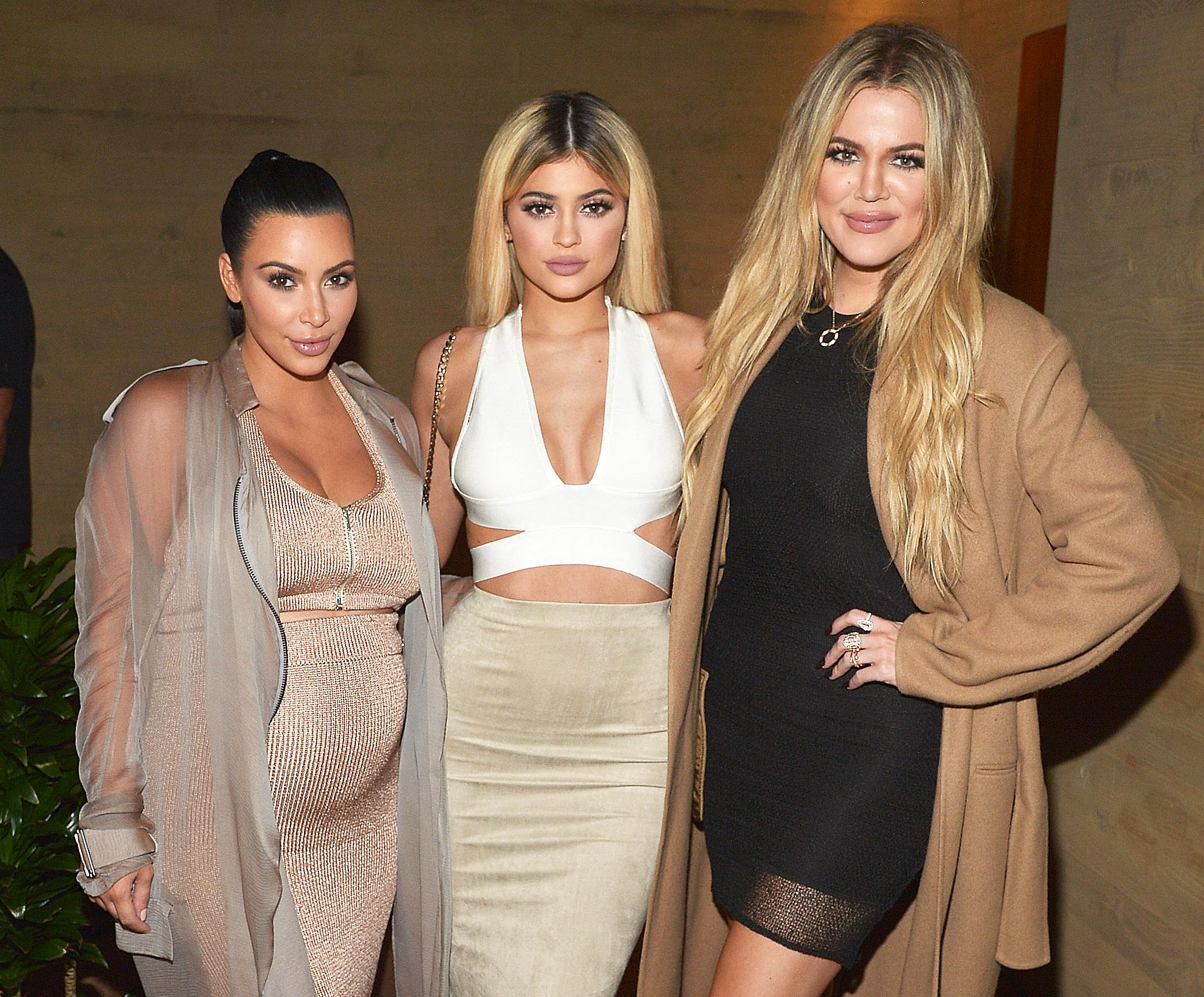 Kim Kardashian Kylie Jenner Khloe Kardashian Slam Travis Scott Cheating Hoax