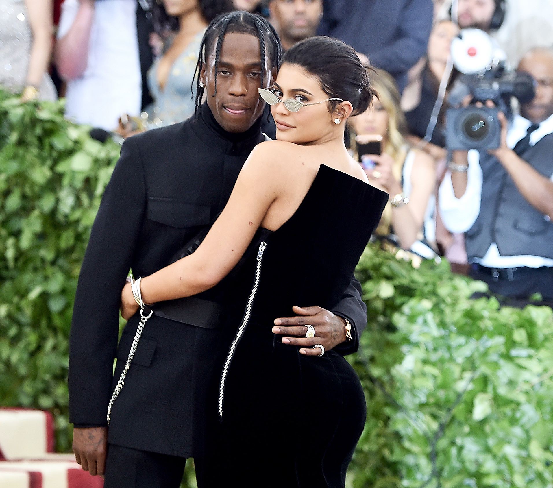 Kylie Jenner Responds Travis Scott Cheating Hoax