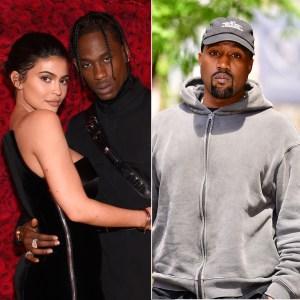 e2364d23ebb2 Kylie Jenner Defends Travis Scott Over Kanye West Feud Rumors