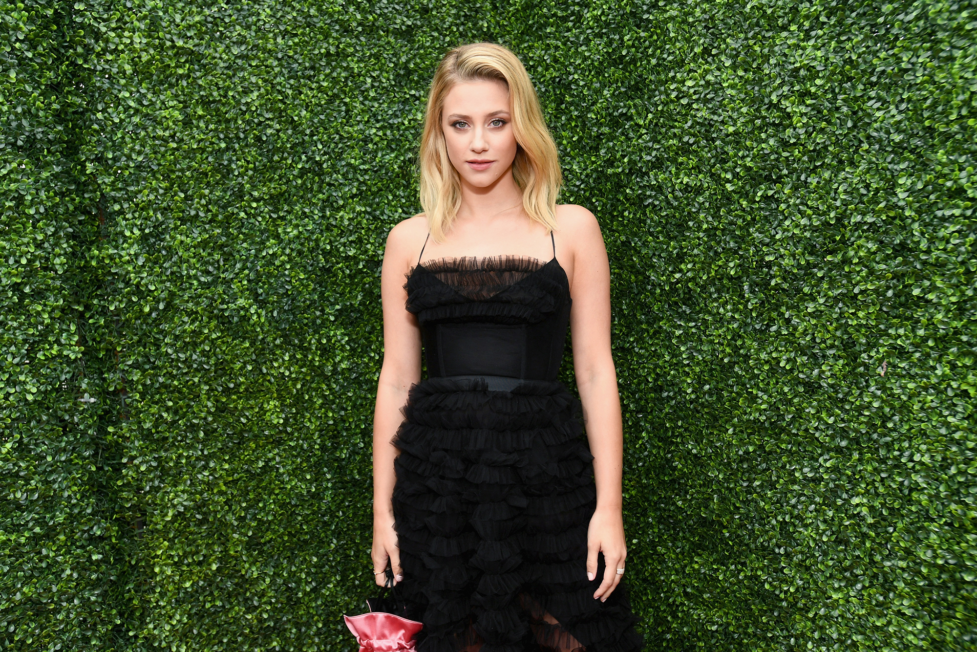 "Lili Reinhart stars who took social media break - 96 Normal 0 false false false EN-US X-NONE X-NONE /* Style Definitions */ table. MsoNormalTable {mso-style-name:""Table Normal""; mso-tstyle-rowband-size:0; mso-tstyle-colband-size:0; mso-style-noshow:yes; mso-style-priority:99; mso-style-parent:""""; mso-padding-alt:0in 5.4pt 0in 5.4pt; mso-para-margin:0in; mso-para-margin-bottom:.0001pt; mso-pagination:widow-orphan; font-size:12.0pt; font-family:""Calibri"",sans-serif; mso-ascii-font-family:Calibri; mso-ascii-theme-font:minor-latin; mso-hansi-font-family:Calibri; mso-hansi-theme-font:minor-latin;} The Riverdale actress was sick of getting hate from ""online trolls,"" so she kissed Twitter goodbye."