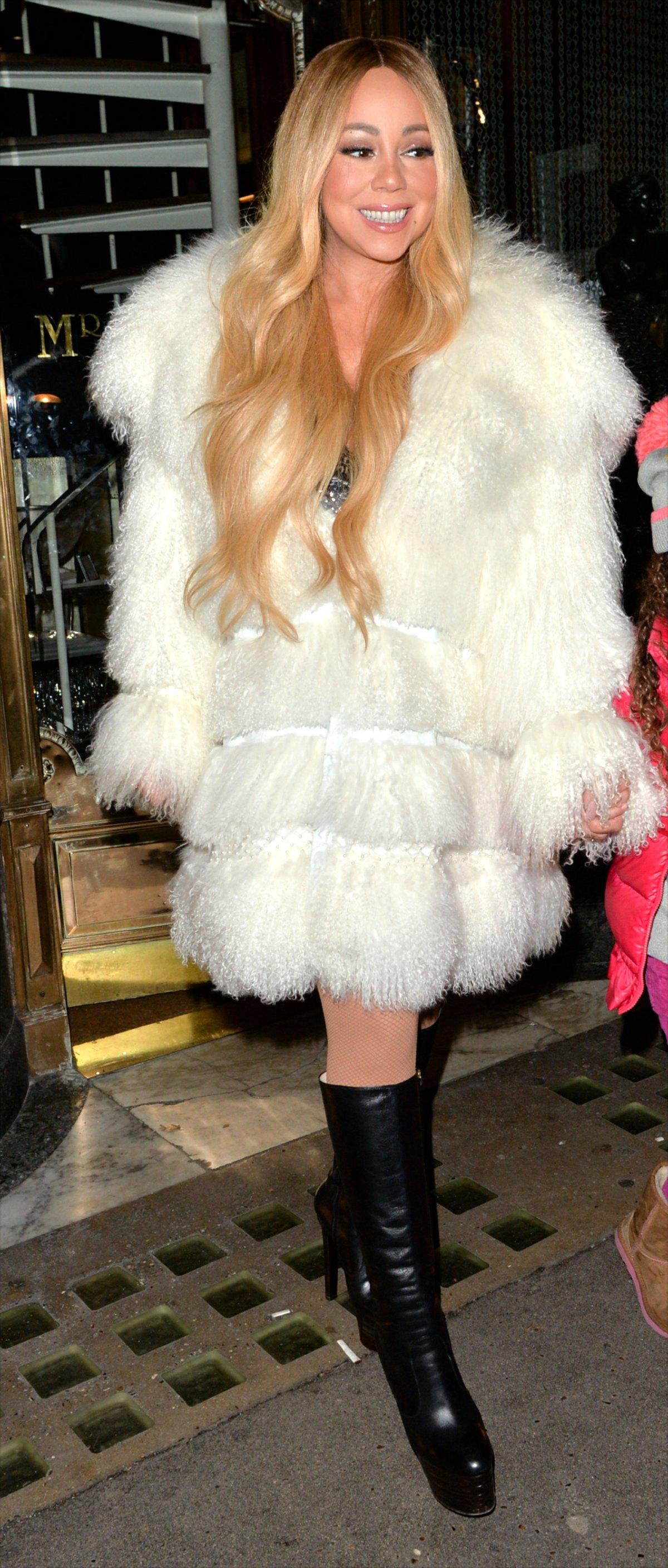 77814f9ceaf Celebrities Wearing Winter Coats