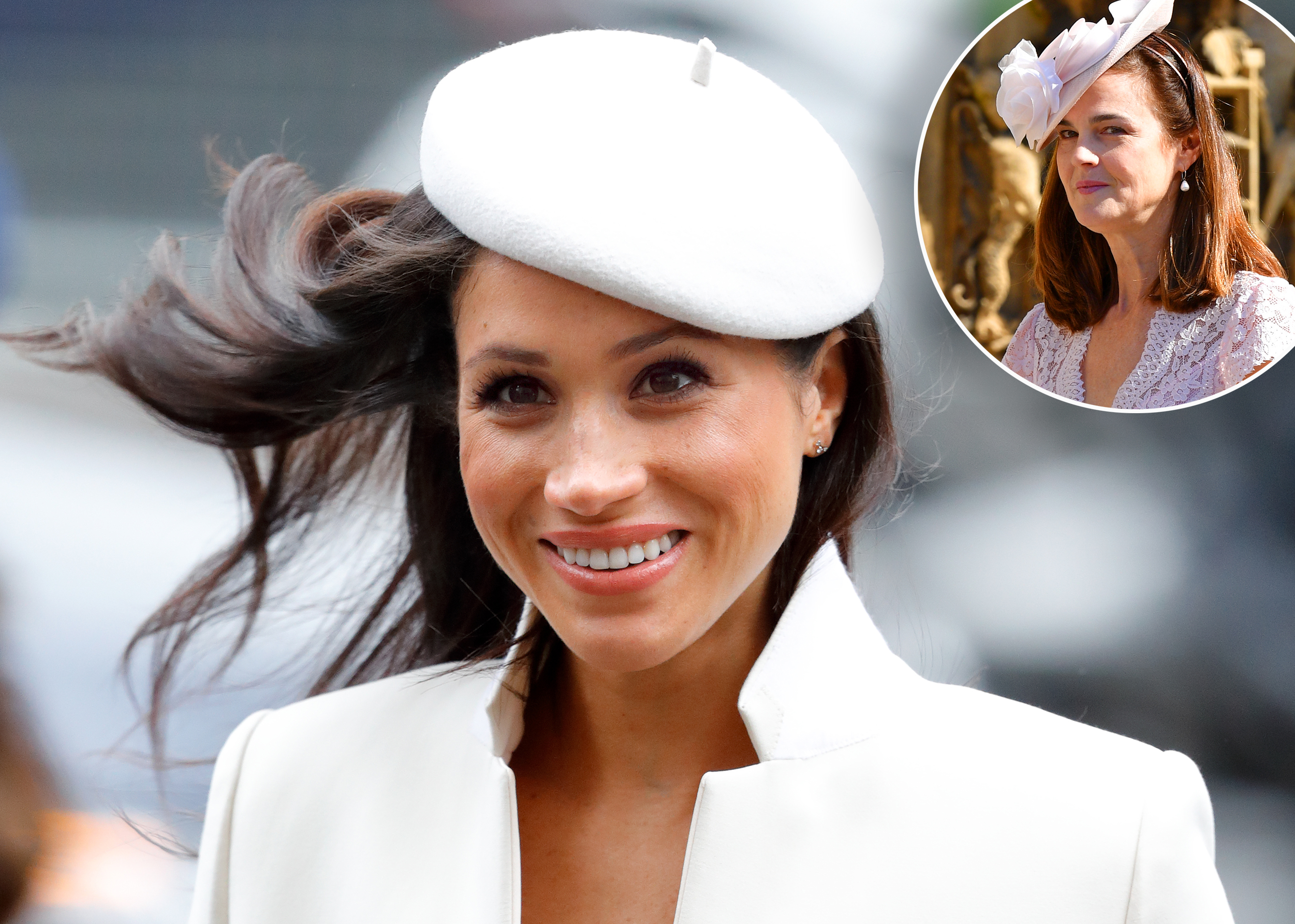 Why Duchess Meghan's Private Secretary Samantha Cohen Is Leaving
