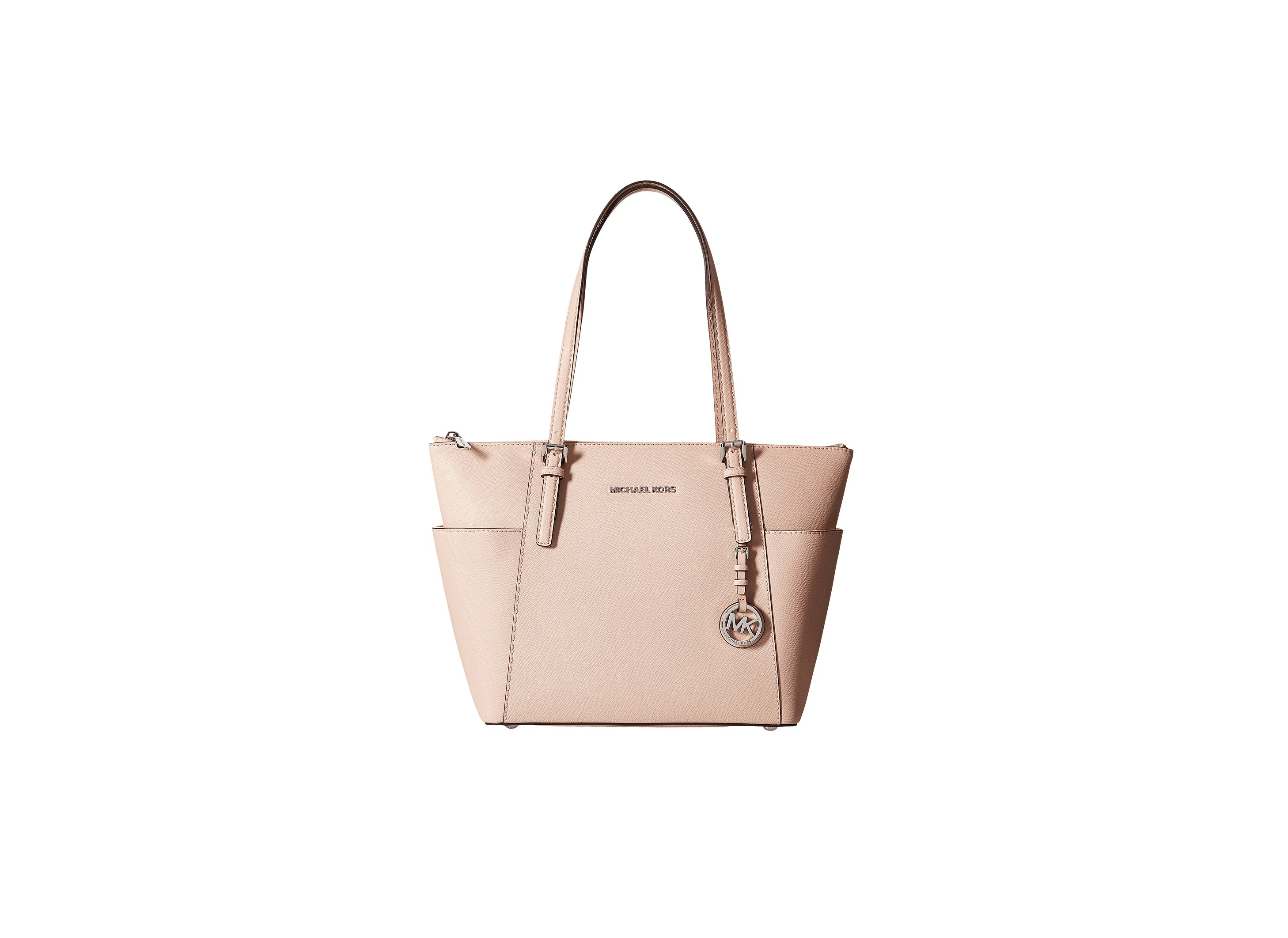 Michael Michael Kors Michael Michael Kors two tone tote Neutrals from Farfetch:Linkshare:Affiliate:CPA:US:US | more