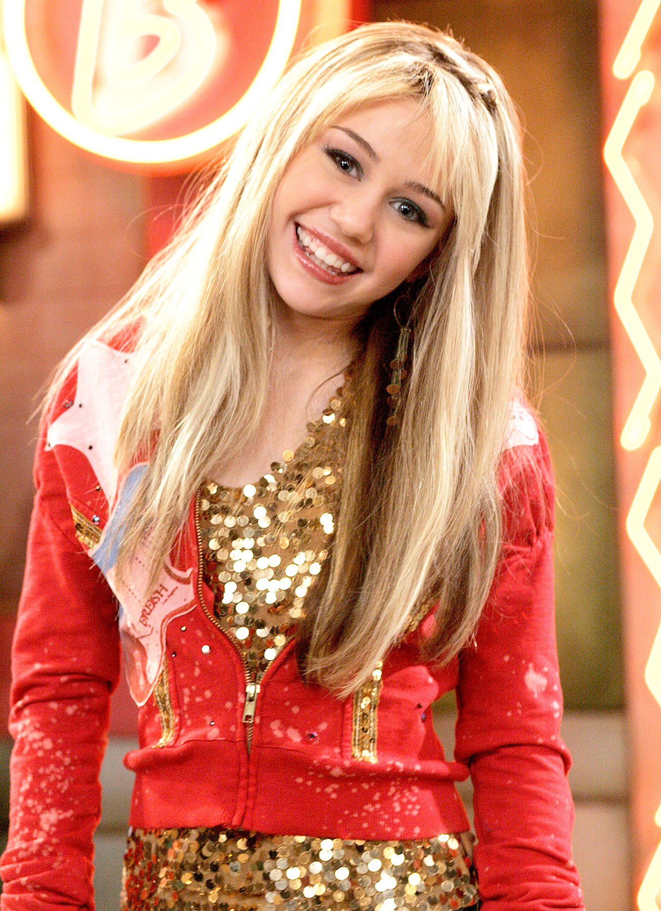 miley-cyrus-hannah-montana-2006 - Best of both worlds!