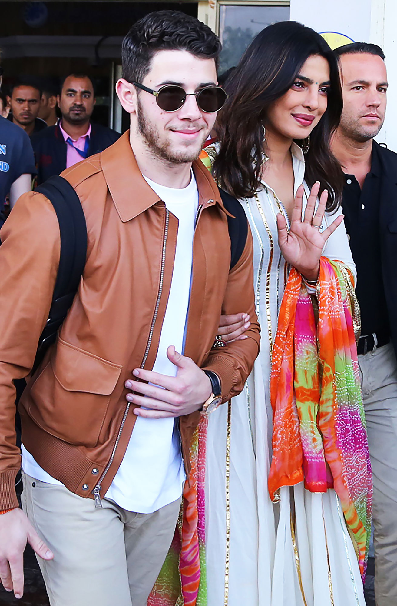 Nick Jonas and Priyanka Chopra's wedding - After kicking off their relationship in May 2018 and a four-month engagement, the former Jonas Brothers member and Quantico actress wed on Saturday, December 1. The pair got hitched at the Umaid Bhawan Palace in Jodhpur, Rajasthan, surrounded by family and friends.