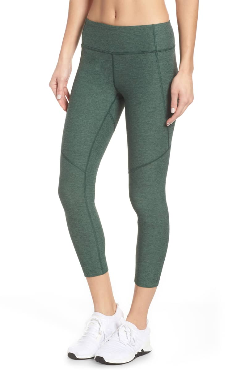 outdoor voices green leggings