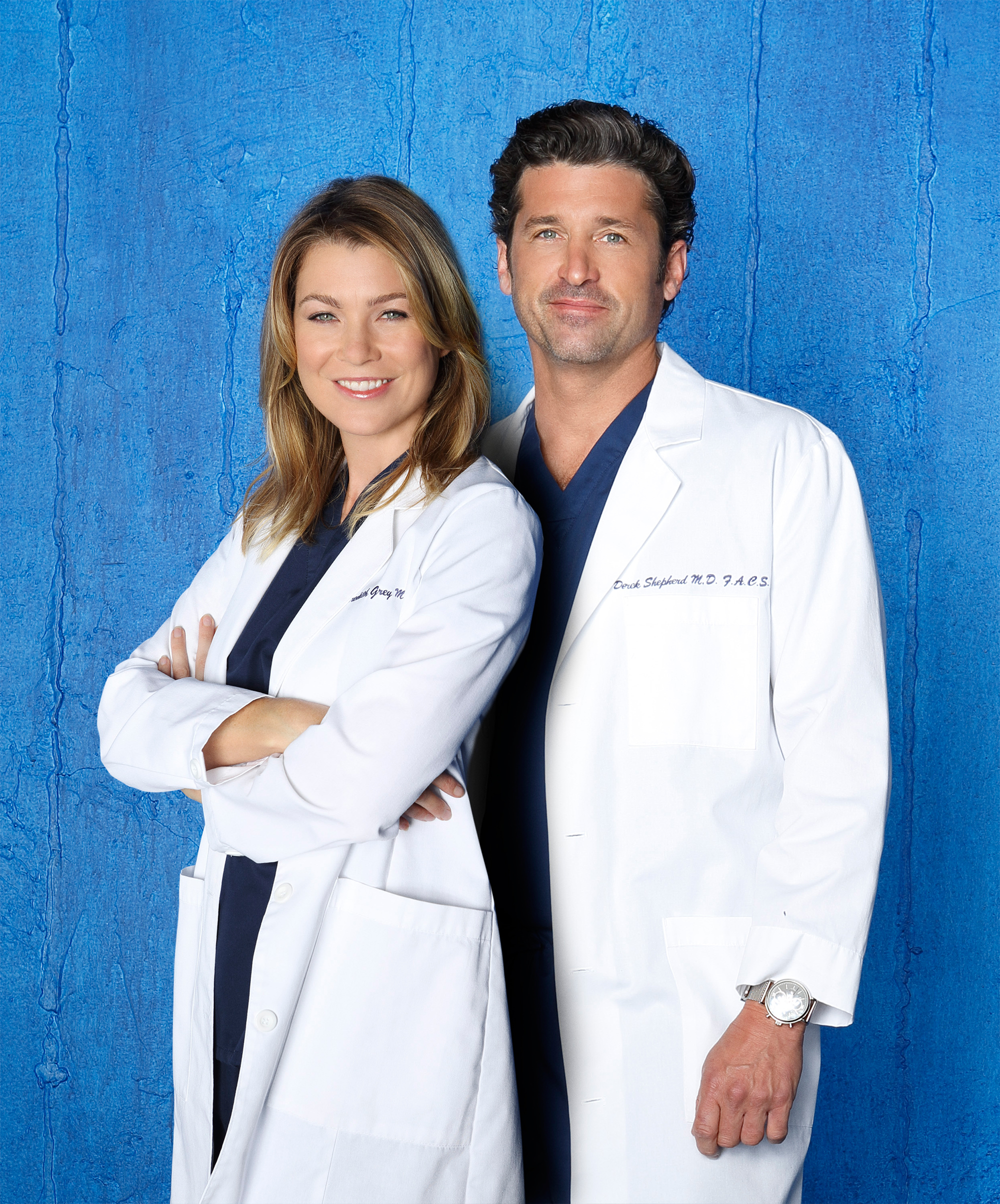 Ellen Pompeo Hasnt Talked To Patrick Dempsey Since 2015