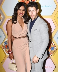 Priyanka Chopra Nick Jonas Attend First Event Post-Wedding