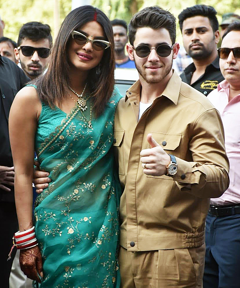 Priyanka Chopra Nick Jonas Wedding Ring