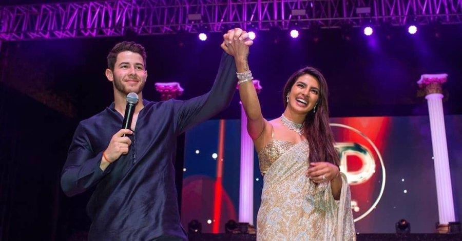 Priyanka and Nick Jonas' wedding turns into a talent show!