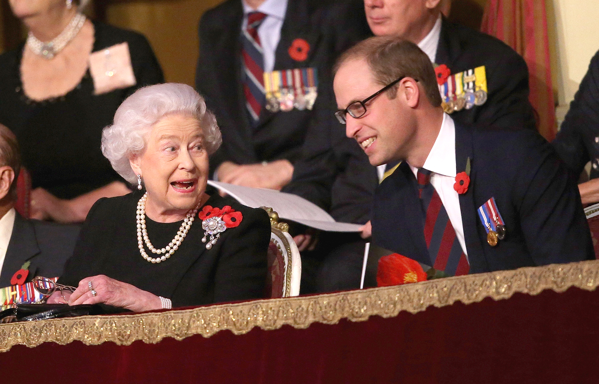 """Royal Family Nicknames - When Prince William was young, he had a hard time saying """"granny,"""" which is what the queen's grandchildren call her. According to a memoir by Richard Kay , the heir to the throne started calling her """"Gary"""" as a result."""