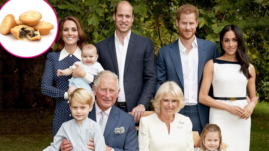 Buckingham Palace Shares Royal Family's Festive Mince Pie Recipe