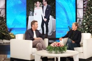 Ryan Reynolds Third Child Blake Lively The Ellen DeGeneres Show