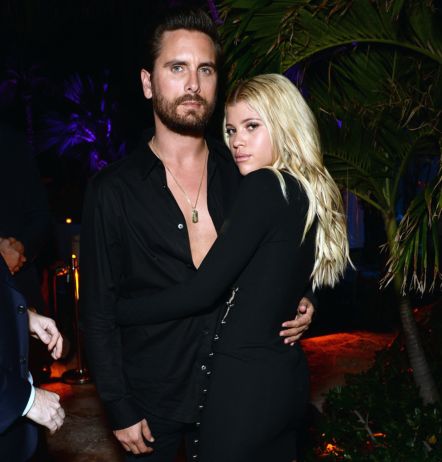Scott Disick Kourtney Kardashian Coparenting Photo Sofia Richie Jealous
