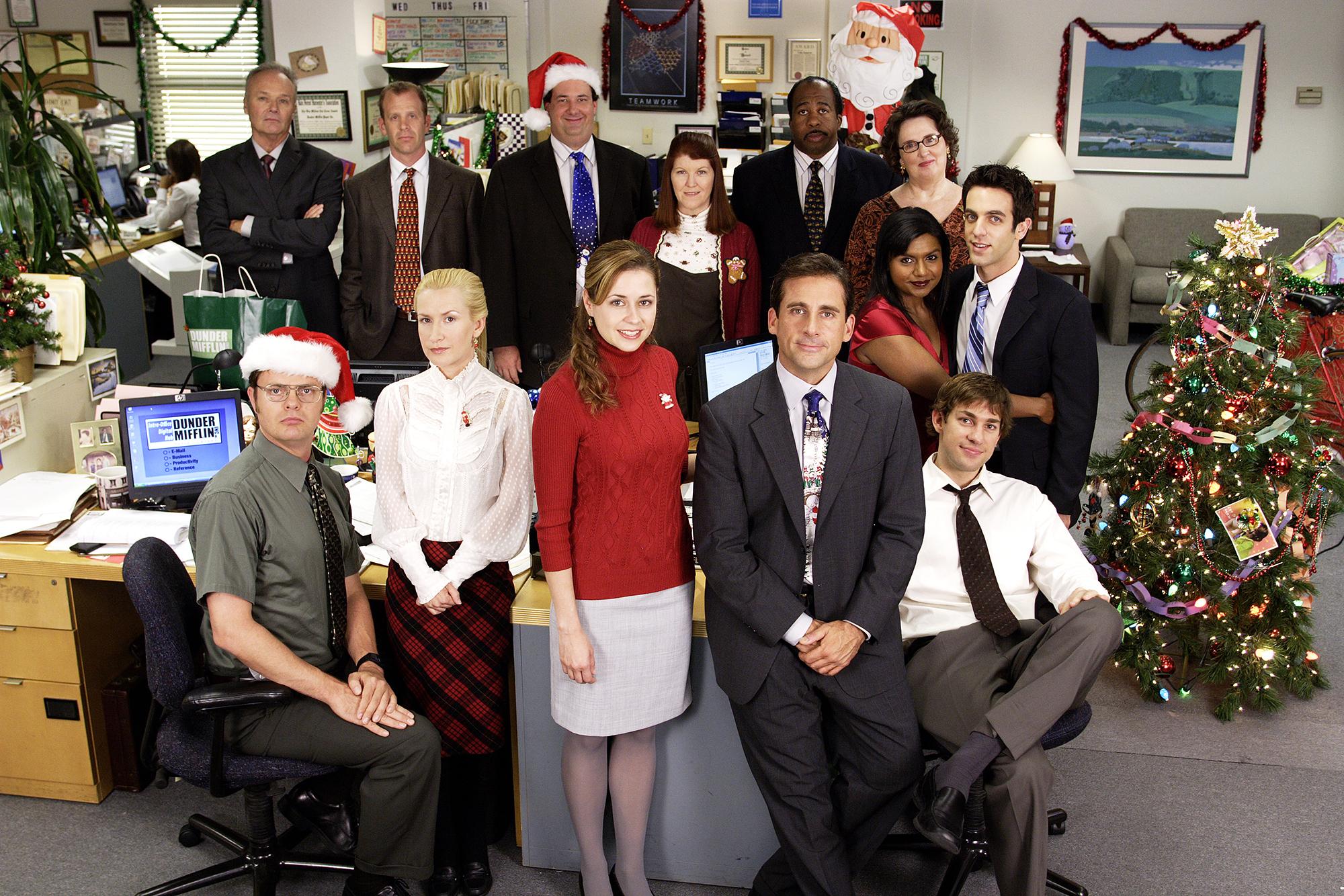 The Office Cast Reunion Brunch Photo
